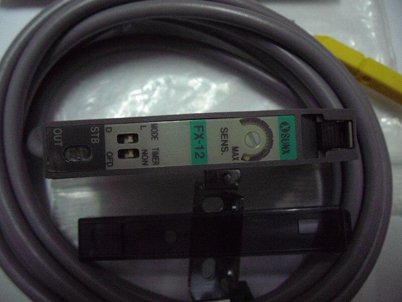 все цены на  Photoelectric switch Digital sensor FX-12  fiber amplifier sunx  онлайн