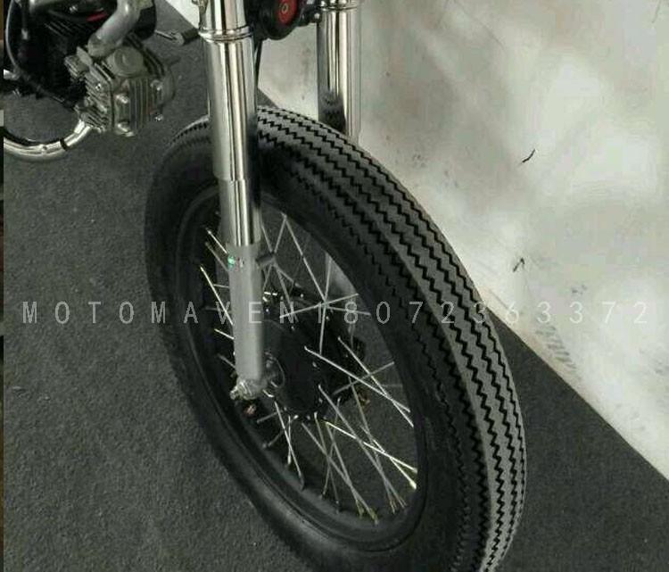 CG125 SR400 GN250 CAFE RACER ALTEN SCHULE CHOPPER BOBBER CUSTOM ...