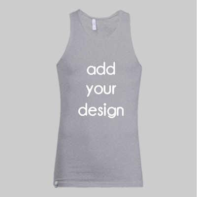 Laukexin marka niestandardowe damska bez rękawów Tank topy koszule dodać swoje Logo tekst zdjęcia projekt dziewczyna mody kobiet odzież kamizelka