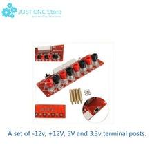 24 pin ATX desktop power board old conversion 12v 5v 3.3v