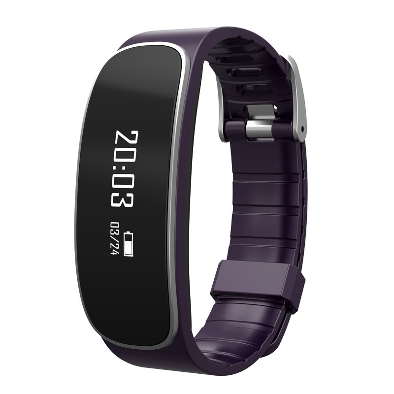 Smart Wristband Bluetooth 4 0 activity tracker Passometer with Heart Rate for IOS Android smart band
