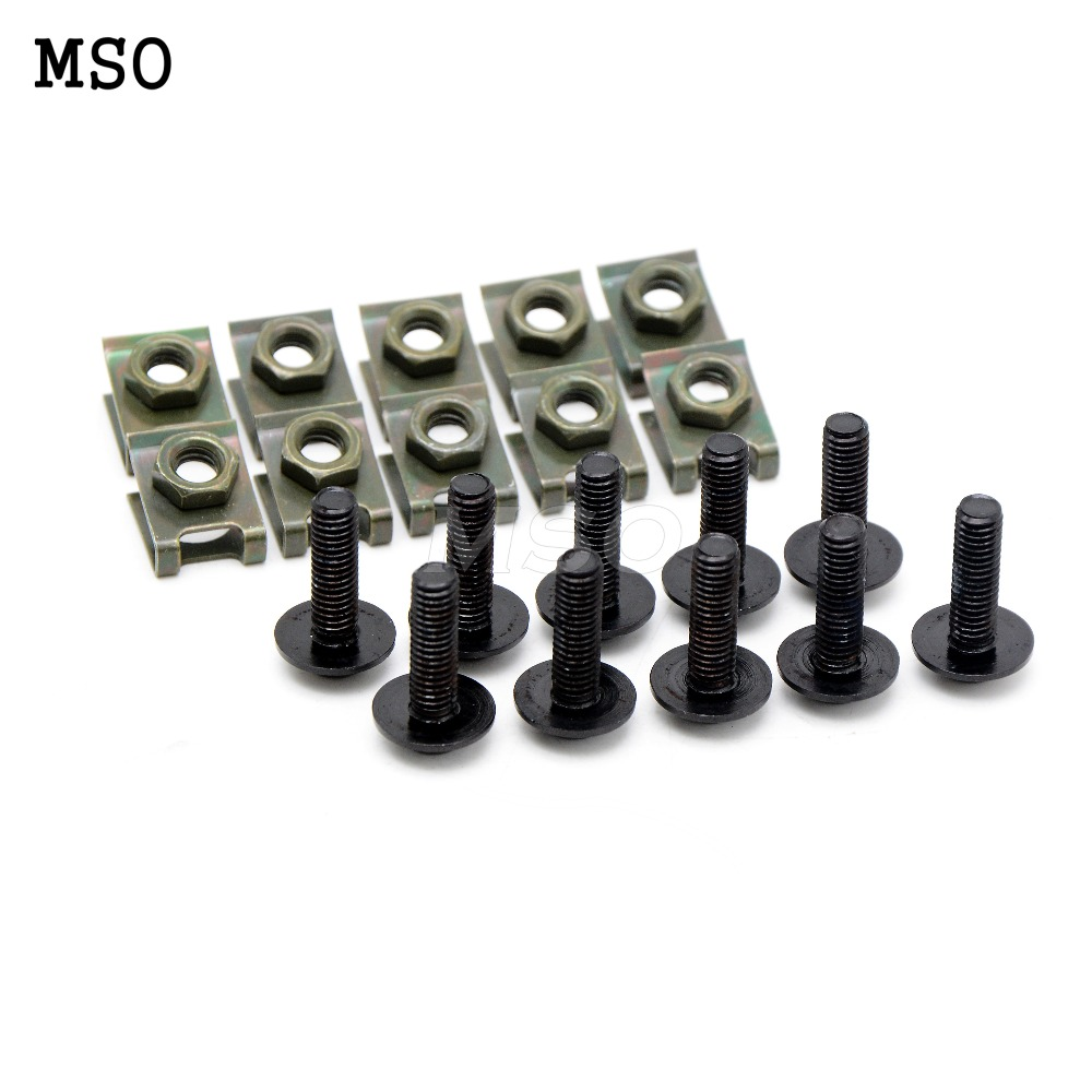 10 Pcs CNC Motorcycle Fairing Screws Bolts <font><b>Kit</b></font> Body For <font><b>SUZUKI</b></font> GSXR 1000 K7 <font><b>K8</b></font> 2007 2008 <font><b>GSXR1000</b></font> 07 08 image