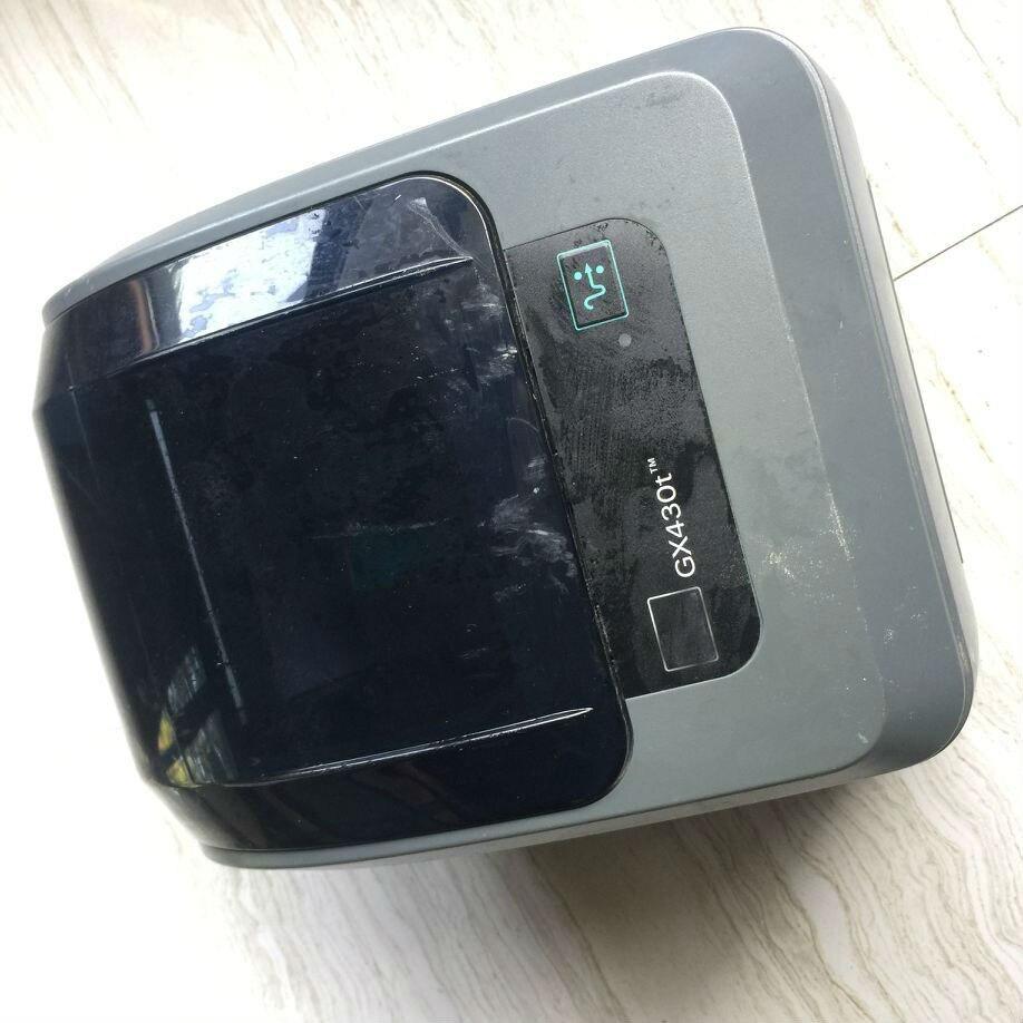 GX430t-102510-000 for zebra printer 300dpi  desktop label printer