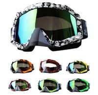 Motorcycle Riding Airsoft Paintball Eyewear Ski Snow Snowboard Glasses Motocross Off Road Dirt Bike Downhill Googles