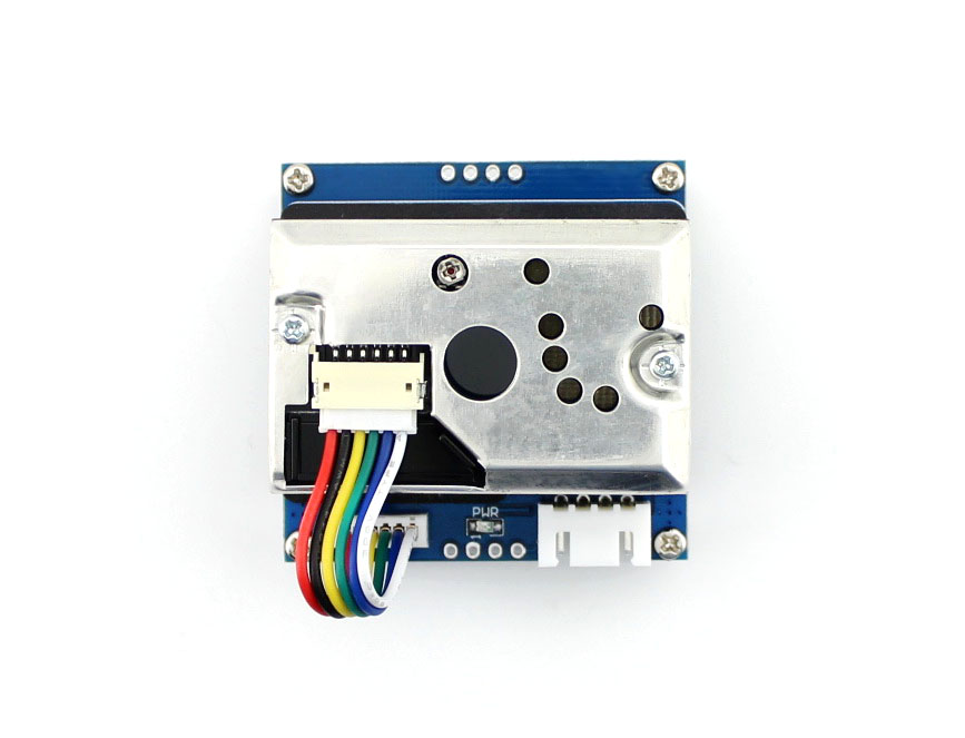 Dust Sensor A Simple Air Monitor Sharp GP2Y1010AU0F Onboard Detecting Fine Particle Larger Than 0.8um In Diameter PM2.5 Detector