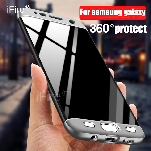 Luxury Hard 360 Full Cover Cases For samsung galaxy S 7 edge...