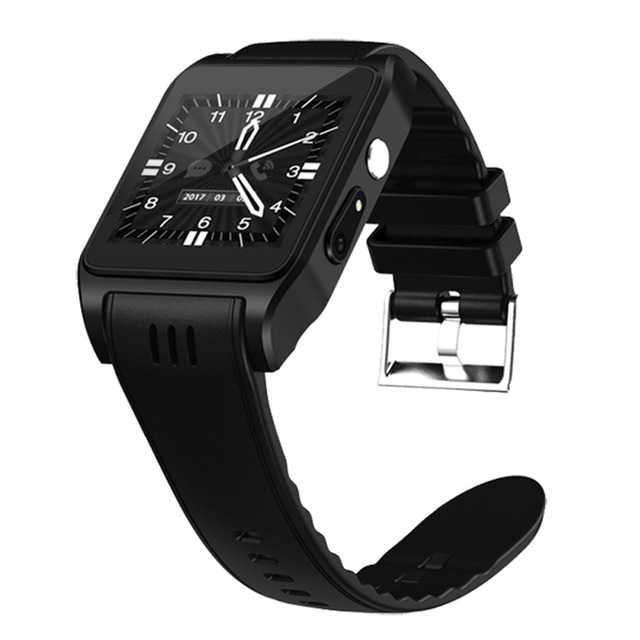 black Smartwatch android 5c649caf6e989