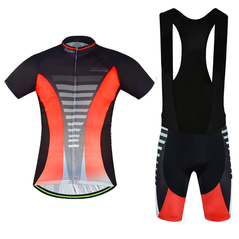 Adult men Cycling Clothing sets Short sleeve Black Red Breathable summer short Cycling Jeresy sets With Gel Pad Shorts Bib short original 100%test for asus ux31a lcd screen assembly 40 pin 13 3 1920 1080 tested good with touch with free tool