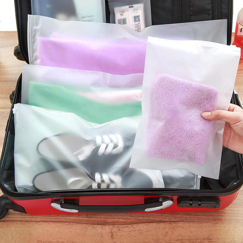 Practical Portable Storage Bags Travel Luggage Partition Storage Bags for Clothes and Underwear Packing Organizer