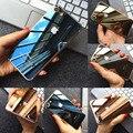 3D Táctil Electrochapa Vidrio Templado Frontal y Trasera Brillante Armadura de Espejo de Pantalla de la Película Protectora de La Piel Para IPhone6 6 S 7 7 Plus
