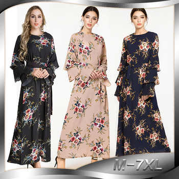 Muslim Dubai section 2018 hot drilling robe Middle East large size women's clothing - DISCOUNT ITEM  0% OFF All Category