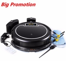 (Free Shipping to All, Fast Delivery) Robot Vacuum Cleaner with Water Tank,Wet&Dry,TouchScreen,withTone,Schedule,Virtual Blocker