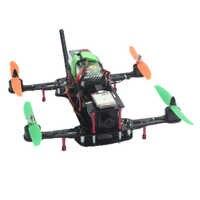 タロット GE260Z FPV 折りたたみミニ Quadcopter 260 ミリメートル CF クワッドカーボンファイバーフレームキット Foldabale よりも QAV250 Quadcopter
