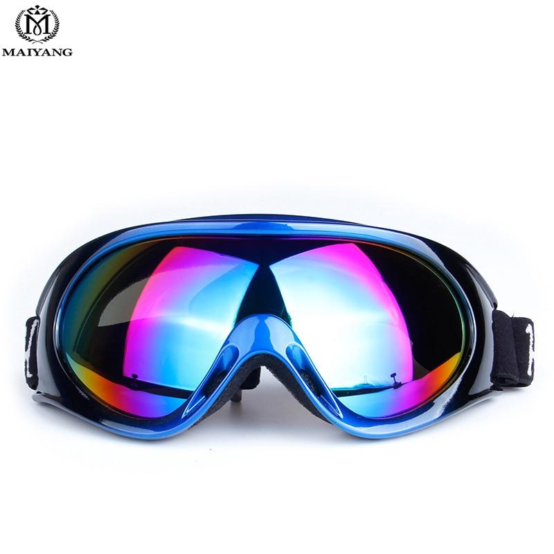 c57ec532a8d3 Winter Outdoors Ski Snowboard Goggles for Men Women Multi UV400 Anti-fog  Color Lenses Skiing Mask Ski Glasses for Men HX-HB1010