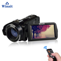 Winait Wifi 24Mp Full HD Video 3.0 Touch Panel Screen NP 40 Lithium Battery Mini Camcorders Digital Video Cameras HDV Z20