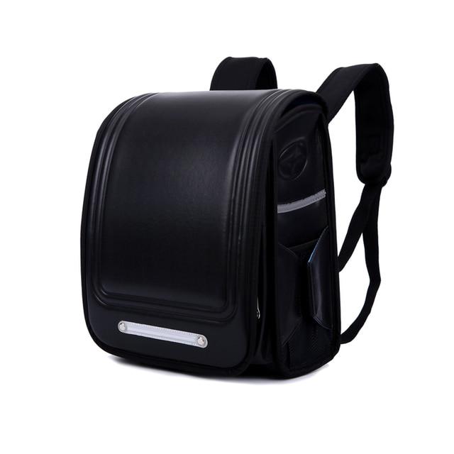 Новое поступление, детский ортопедический школьный портфель, Детский рюкзак для девочек и мальчиков, школьные сумки, японский рюкзак из искусственной кожи
