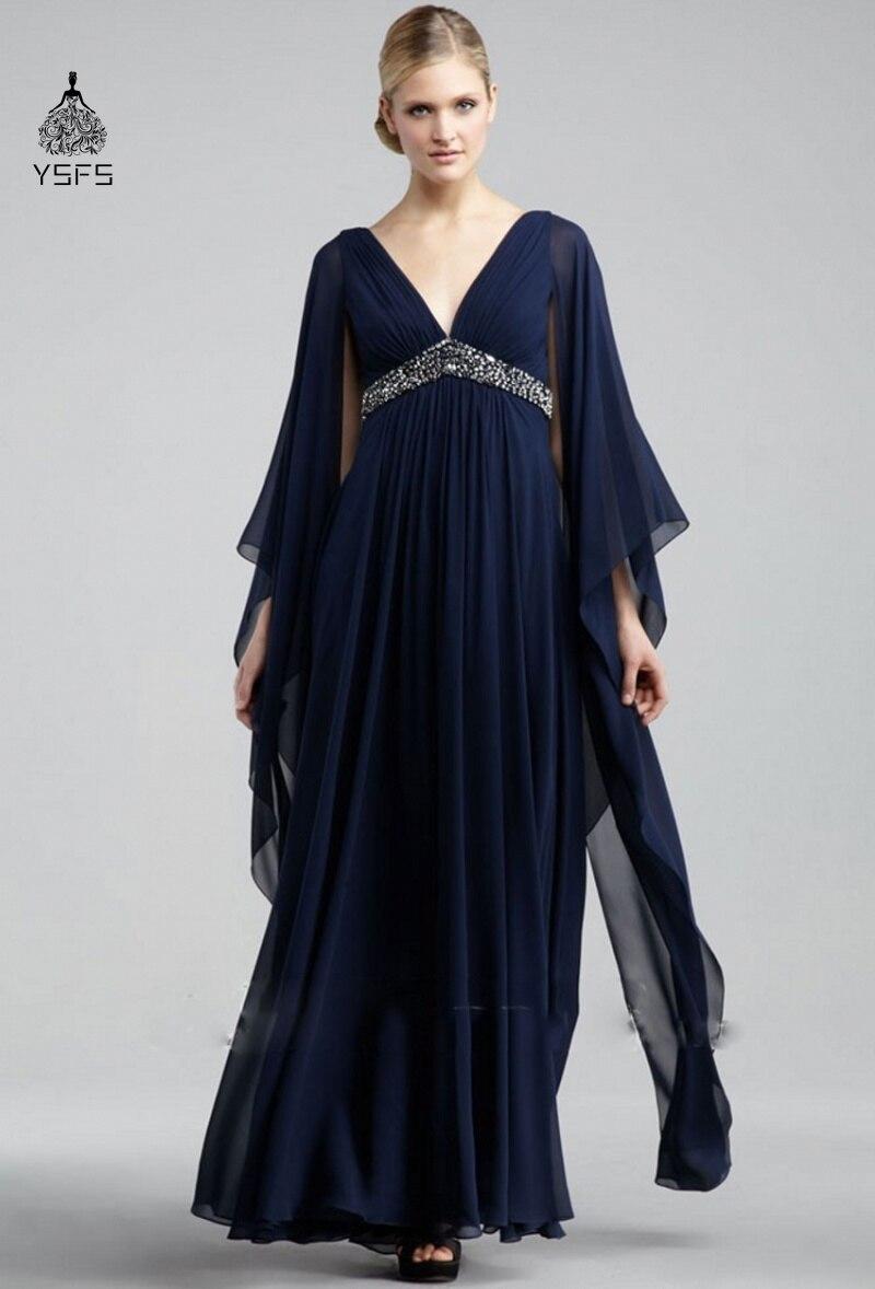 Abiti Da Sera Caftano.Le Donne Caftano Stile Arabo Dubai A Maniche Lunghe Musulmani