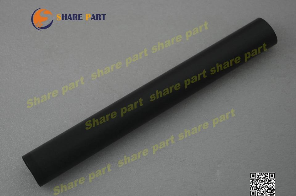 bba80dbbb553 Бесплатная доставка 100 единиц P3015 термоблока фильм рукава для HP P3015  Черный стены оригинальное качество