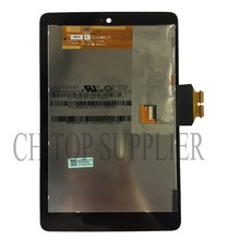 Alta calidad LCD display + Touch Digitalizador de Pantalla para ASUS Google Nexus 7 nexus7 2012 ME370T pantalla wifi envío gratis