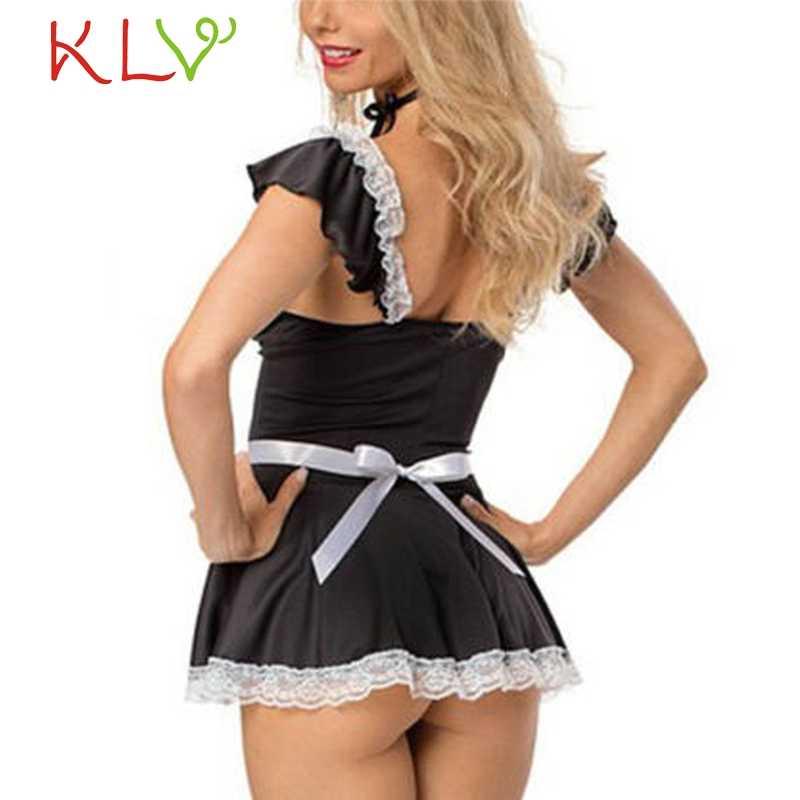 Сексуальное женское нижнее белье, костюм для ролевых игр, пикантное женское бельё, милое женское белое кружевное эротическое белье, 18Dec12