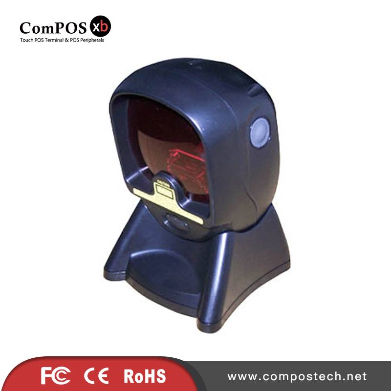 Free shipping High quality Omni directional barcode scanner/pos system accessories for retail shop
