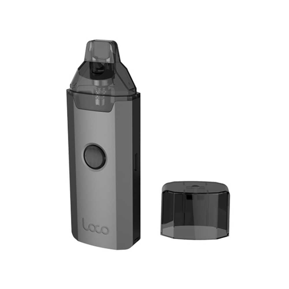 Pod Vape Kit Original GTRS LOCO AIO Refillable Ecig Pod System Vape Pen Mod with 1000mAh Battery 3ml Capacity 2018 New Release