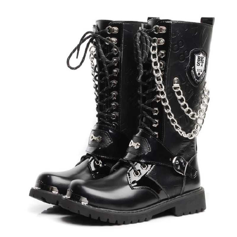 Popular Combat Boots Trend-Buy Cheap Combat Boots Trend lots from ...
