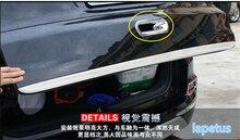 Внешний вид для Honda CRV CR-V 2016-2013 ABS хромированная задняя дверная ручка чаша крышка ободок Отделка 1 шт.