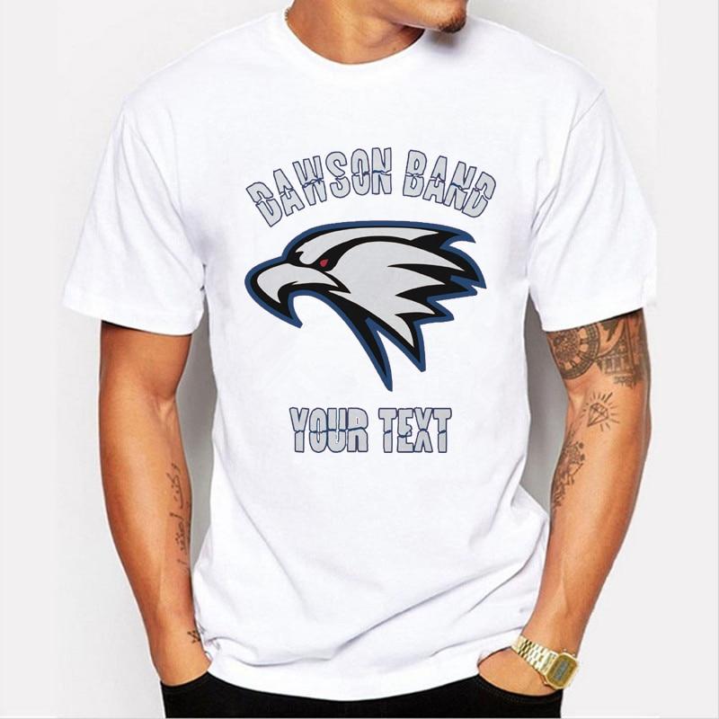 New Arrival 3D Printed On Shoulder Camisetas Casual Men's Wear Eagle Cool Summer T Shirt Famous Brand Men Clothing 85-7#