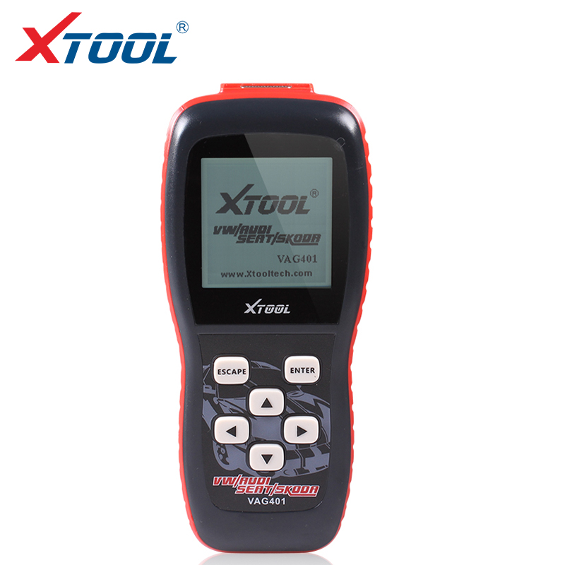 2018 Top Quality Xtool VAG401 Professional Tool Code Scanner ToolVAG 401 Auto diagnostic Scanner for AUDI/SEAT/SKODA/VW