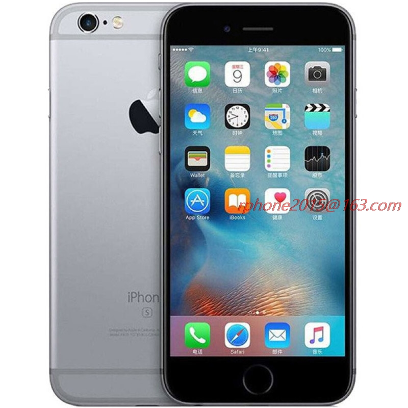 Unlocked Original Apple IPhone 6s Cellphone 4.7 Inch IOS 16/64/128GB ROM Dual Core 12MP Camera 3G 4G LTE Used Phone