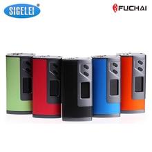 Оригинал sigelei fuchai 213 плюс mod 213 Вт TC VAPE mod Электронные сигареты VAPE fuchai 213 плюс без батареи 18650
