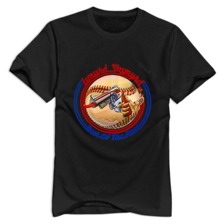 Design t shirts to sell - Gildan 2017 Fashion Hot Sell 100 Cotton O Neck T Shirt Printed Tee Shirt Design T Shirt Ideas Lynyrd Skynyrd Logo Funny Tees