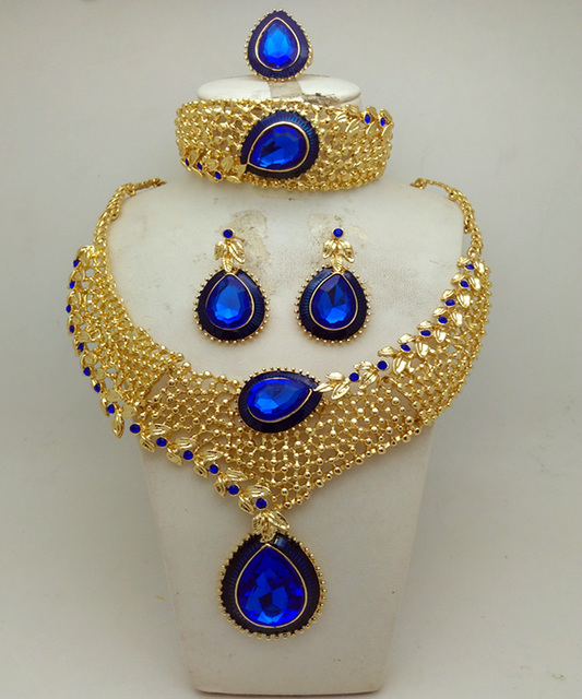 Paloma-Gold-Plated-Jewelry-Sets