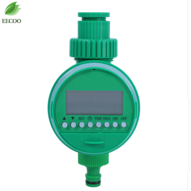 Gardening Watering Timer LCD Automatic Electronic Irrigation Controllers Water Timer Home Digital Intelligence Watering System