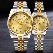 Reloj Hombre, мужские наручные часы, мужские часы, Топ бренд, роскошные женские часы, часы с бриллиантами, Автоматическая Дата, Saat Relogio Masculino