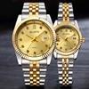 Reloj Hombre 2017 Men Wrist Watch Mens Watches Top Brand Luxury Women Watch Diamond Clock Automatic