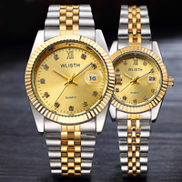 Reloj Hombre 2017 Men Wrist Watch Mens Watches Top Brand Luxury Women Watch Diamond Clock Automatic