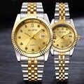 Reloj Hombre Männer Armbanduhr Herren Uhren Top Brand Luxus Frauen Uhr Diamant Uhr Automatische Datum Saat Relogio Masculino
