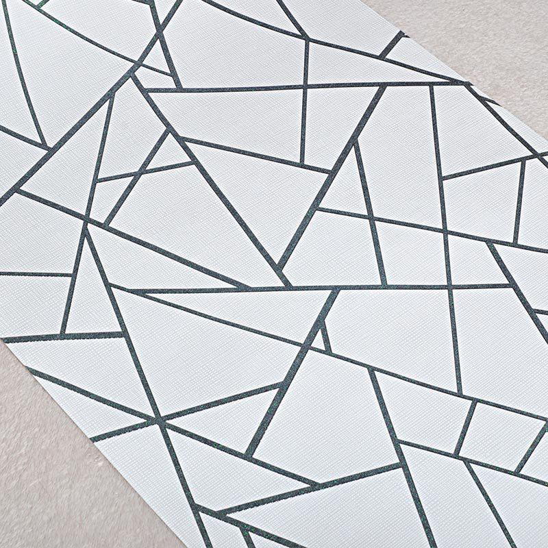 Modern 3 D wallpaper Geometric patterns wall paper papel de parede tapete decor living room 3D wallpapers 53x1000cm shinehome european roman pillar angel soft roll wallpaper for 3d rooms walls wallpapers for 3 d living room wall paper murals