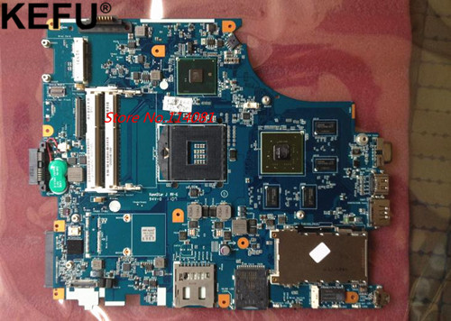 MBX-215 M930 Laptop motherboard fit for Sony VAIO VPC-F11 series VPCF115FM VPCF119 PCG-81311T PC mainboard for sony vpc z series mbx 206 laptop motherboard i5 520m a1754738a hm55 free shipping