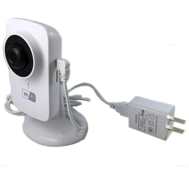 Mini cámara ip wifi sd micro audio vigilancia cctv cámara de seguridad 720 p cámara web inalámbrica
