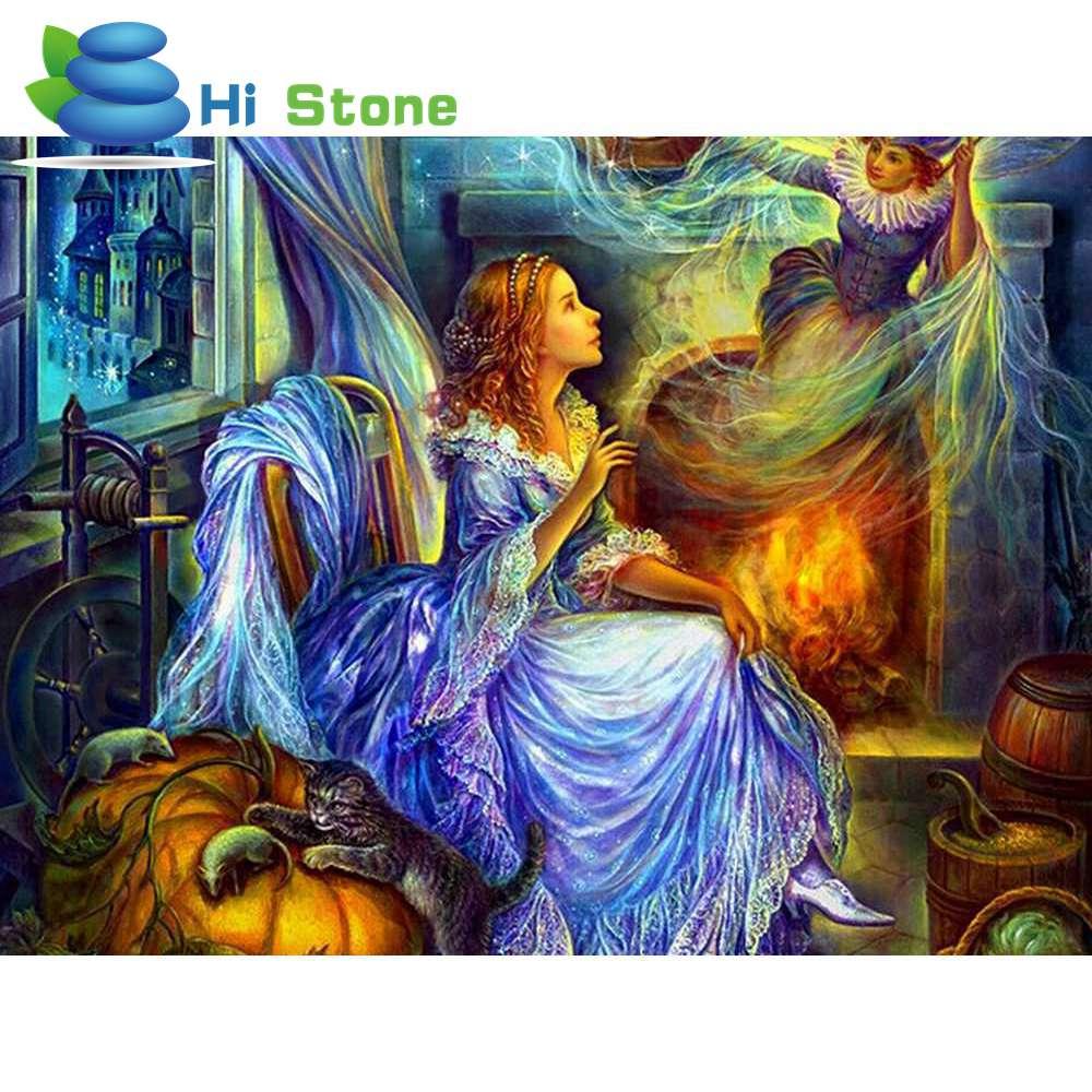 5D diy картина, вышитая бисером наборы Алмаз Вышивка Алмазная мозаика с рисунком портрет корзина home decor подарок