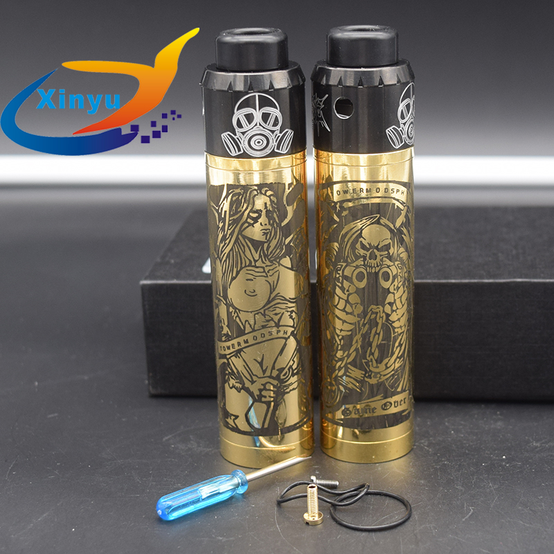 HOT ROGUE MOD kit for 18650 battery 510 wire electronic cigarette
