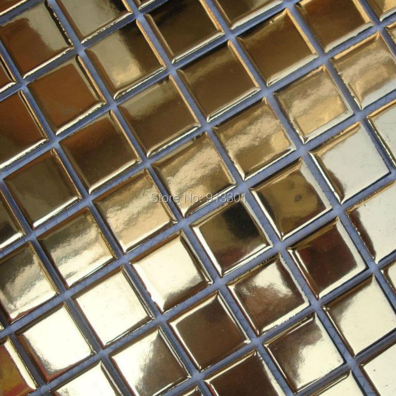 Porcelain Tile Kitchen Backsplash Stickers Bathroom Floor