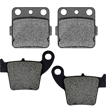 For Honda CRF 150 R Small wheel (FR 17 / RR 14) CRF150 CRF150R 2007-2010 2011 2012 2013 2014 Motorcycle Brake Pads Front Rear image