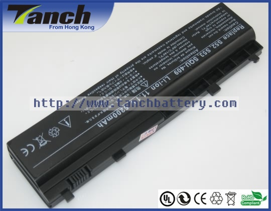 Laptop <font><b>batteries</b></font> for FUJITSU SQU409 SQU416 JOYBOOK S52 S32 <font><b>EasyNote</b></font> A7 916C3150F Versa S940 S53E A7720 11.1V 6 cell