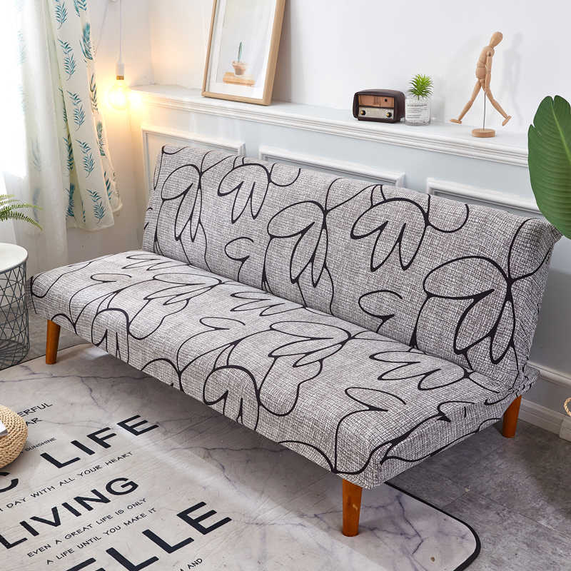 Black Sofa Bed Cover Folding Ling Chair