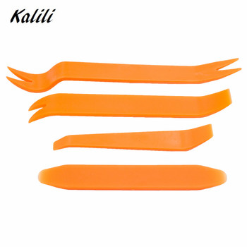 Auto Audio Dashboard Disassembly Interior Tools Kits Car Removal Trim Panel Door Fastener Clips 10 pcs car interior door trim panel push fastener clips for vw passat golf gti polo audi