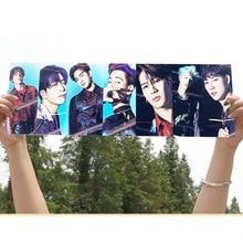 Spinning-Top Album Photo-Poster Kpop Got7 Home-Decor New DIY Personal-Paper Same-Concert-Tour
